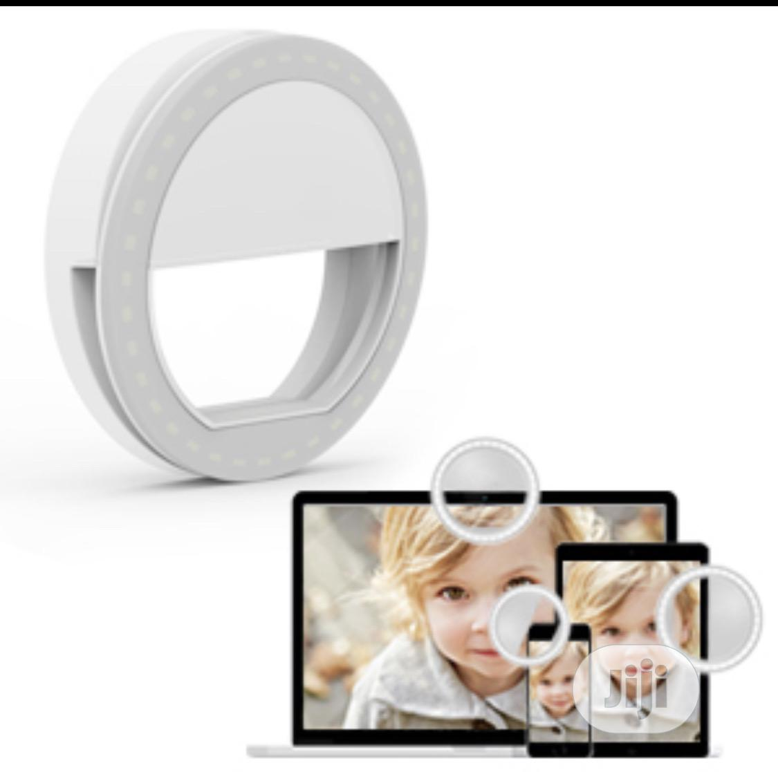 Selfie Led Ring Light | Accessories for Mobile Phones & Tablets for sale in Ojodu, Lagos State, Nigeria