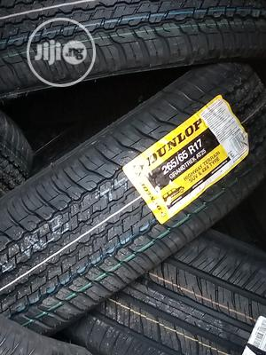 Brand New Dunlop Tyre for Car and Jeep Tyre | Vehicle Parts & Accessories for sale in Lagos State, Lagos Island (Eko)