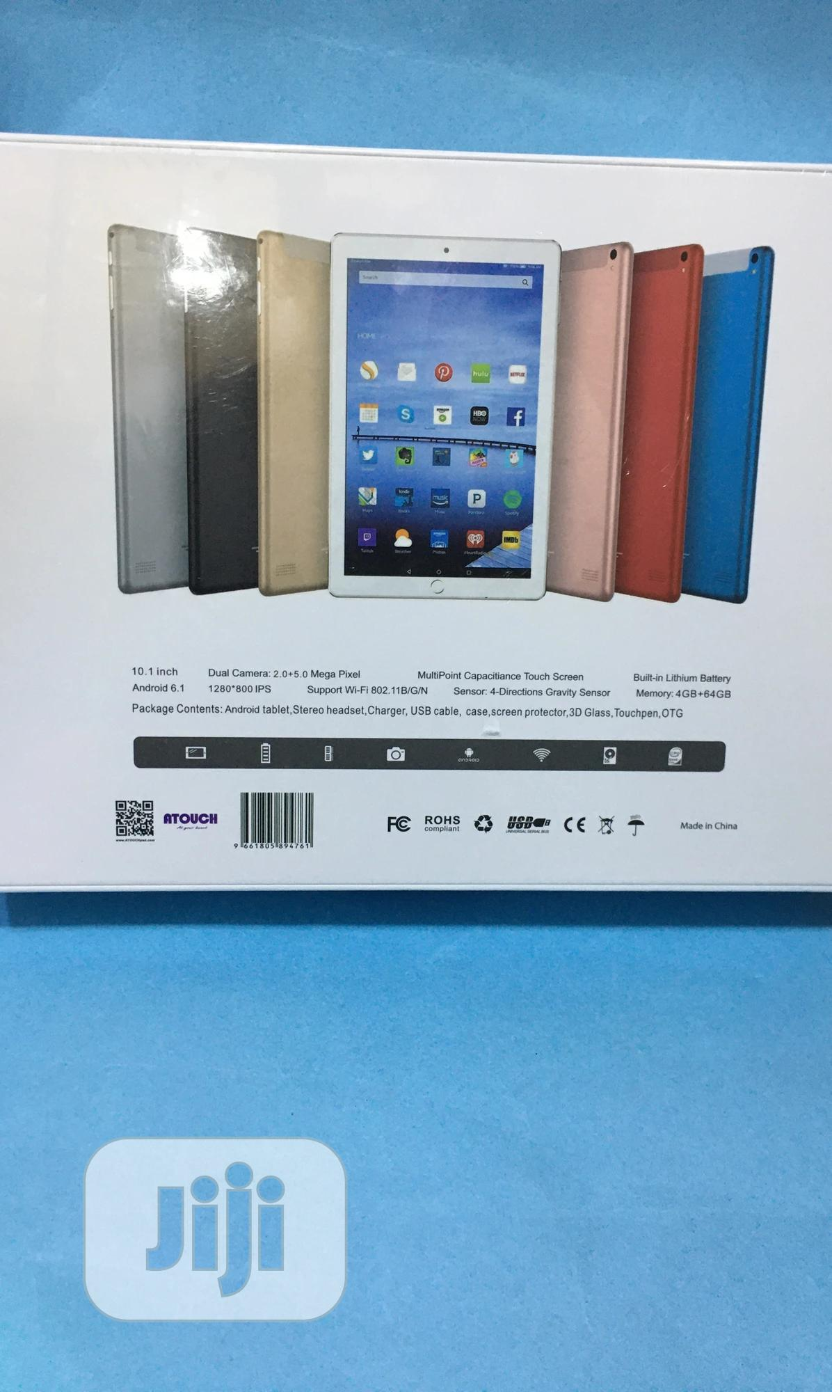 New Atouch A703 64 GB | Tablets for sale in Surulere, Lagos State, Nigeria