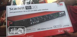 SCARLETT 18i20   Audio & Music Equipment for sale in Lagos State, Ikeja