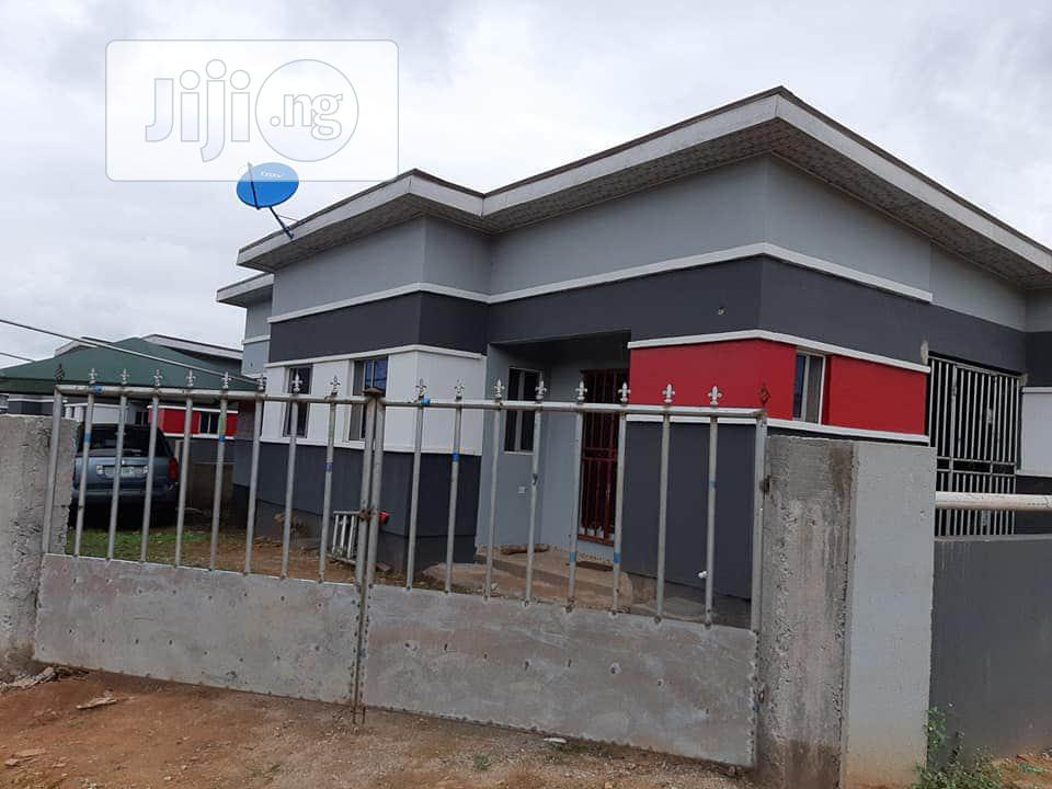 Newly Built Bungalow for Sale and Get Plot of Land   Houses & Apartments For Sale for sale in Obafemi-Owode, Ogun State, Nigeria