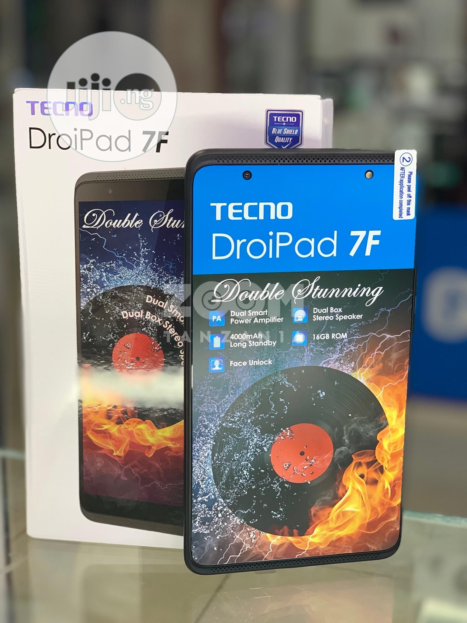 New Tecno DroiPad 7D 16 GB