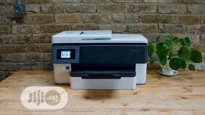 HP A3 Size All-In-One Printer Officejet Pro 7720 D111 | Printers & Scanners for sale in Lagos State, Alimosho