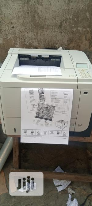 Hp Laserjet P3015 Printer Black And White   Printers & Scanners for sale in Lagos State, Surulere