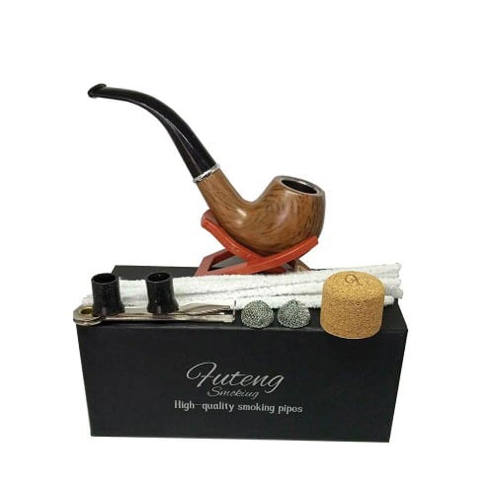 Ebony Smoking Pipe