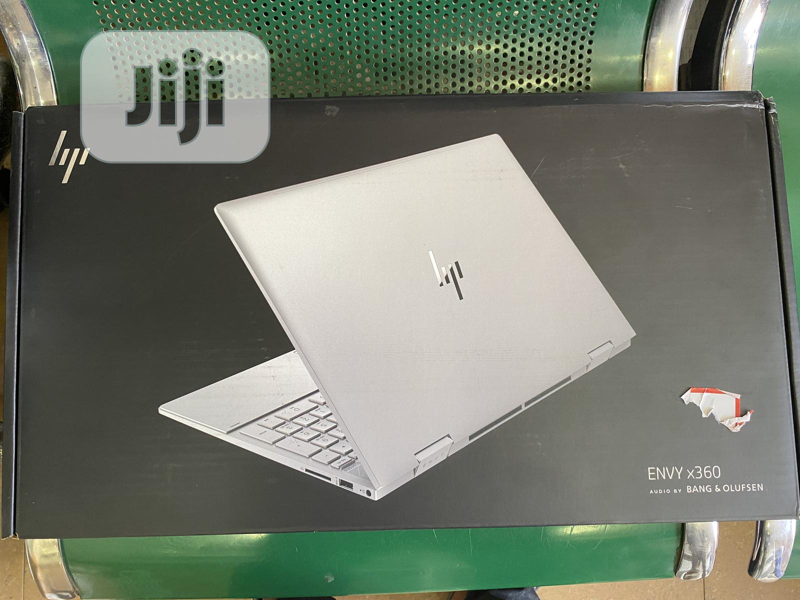 New Laptop HP Envy 15 12GB Intel Core I7 SSD 512GB | Laptops & Computers for sale in Ikeja, Lagos State, Nigeria