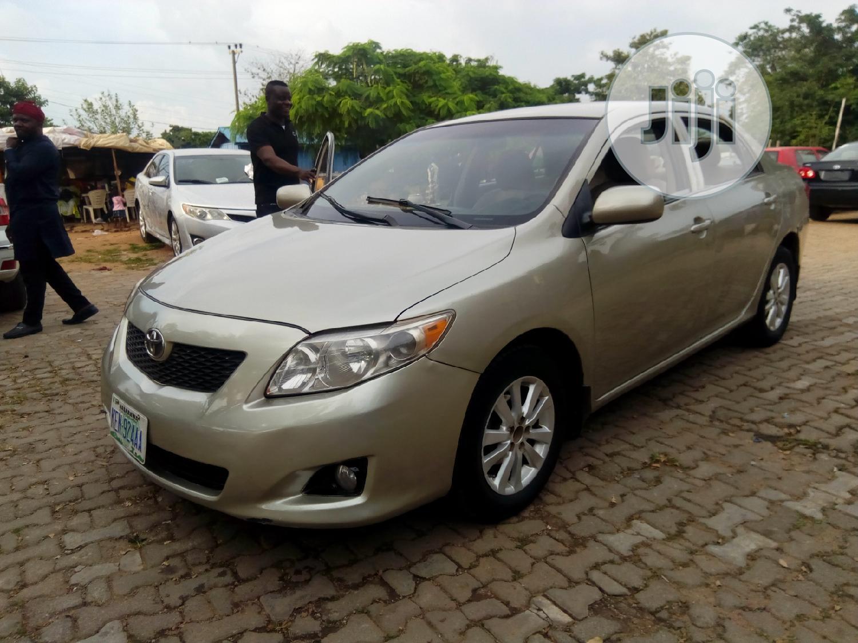Archive Toyota Corolla 2009 Gold In Gwarinpa Cars Chukwudi Mgbemena Jiji Ng For Sale In Gwarinpa Buy Cars From Chukwudi Mgbemena On Jiji Ng