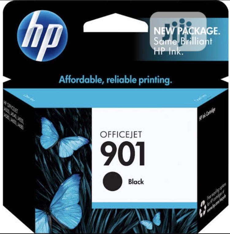 HP 901 Black Genunine Ink Cartridge