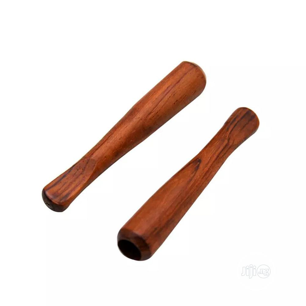 Wood Paper Cones Smoking Holder | Tobacco Accessories for sale in Port-Harcourt, Rivers State, Nigeria