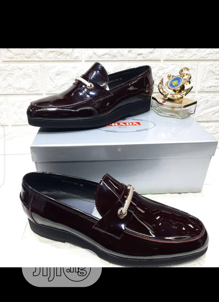 New Classic Men Turkey Leather Shoes   Shoes for sale in Isolo, Lagos State, Nigeria