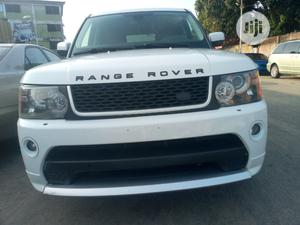 Land Rover Range Rover Sport HSE Lux 2012 White   Cars for sale in Lagos State, Amuwo-Odofin