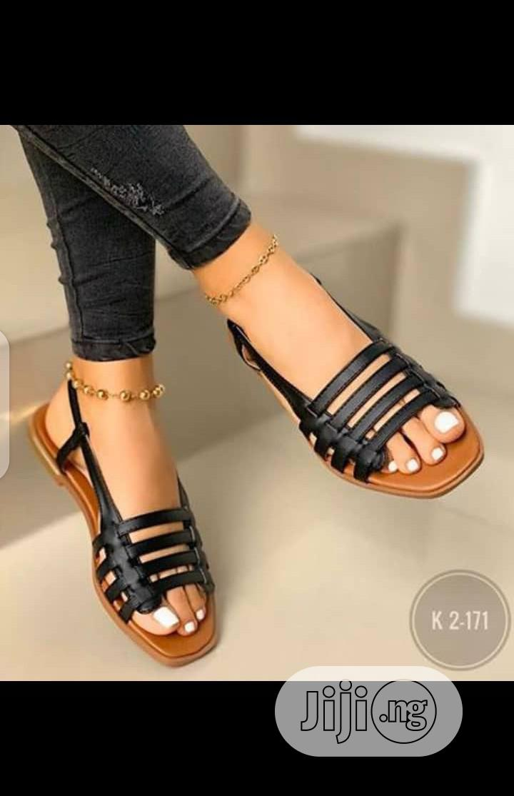 New Quality Female Turkey Sandals | Shoes for sale in Ikeja, Lagos State, Nigeria