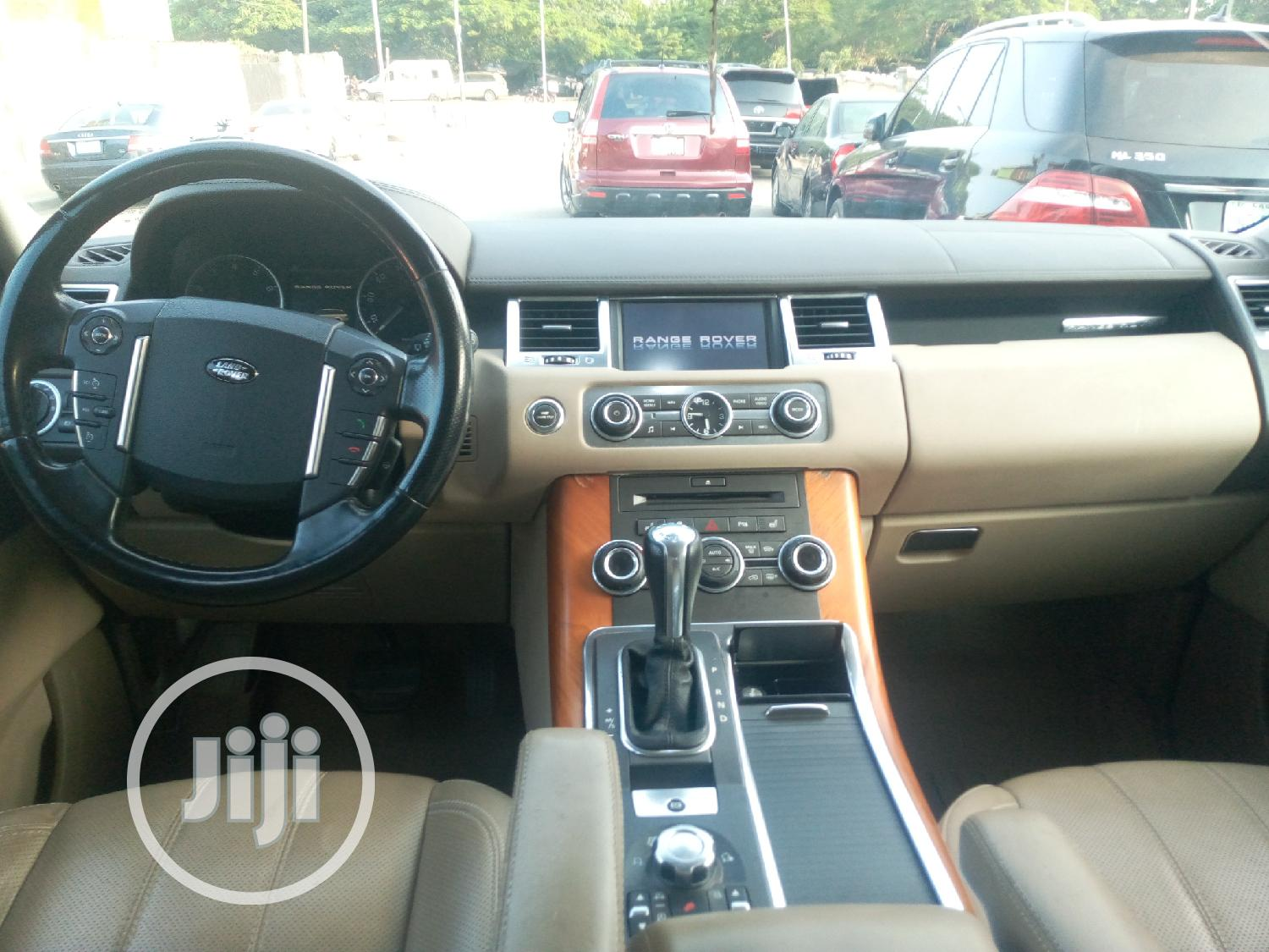 Land Rover Range Rover Sport HSE Lux 2012 White | Cars for sale in Amuwo-Odofin, Lagos State, Nigeria