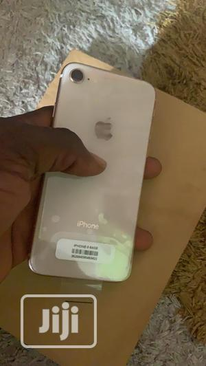 Apple iPhone 8 64 GB Gold   Mobile Phones for sale in Lagos State, Ajah