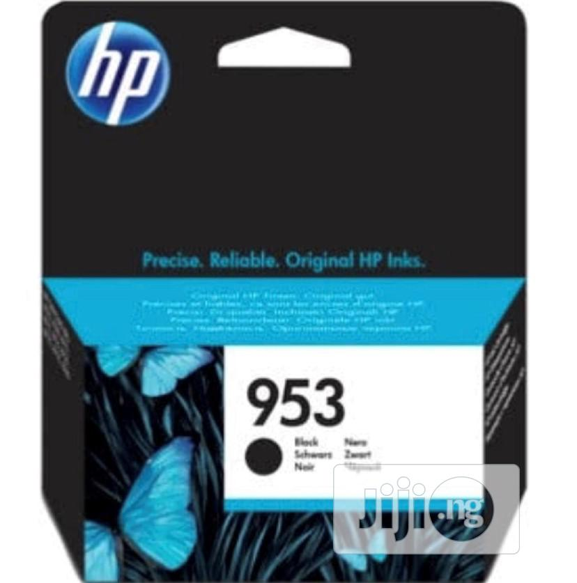 HP 953 Genuine Black Ink Cartridge