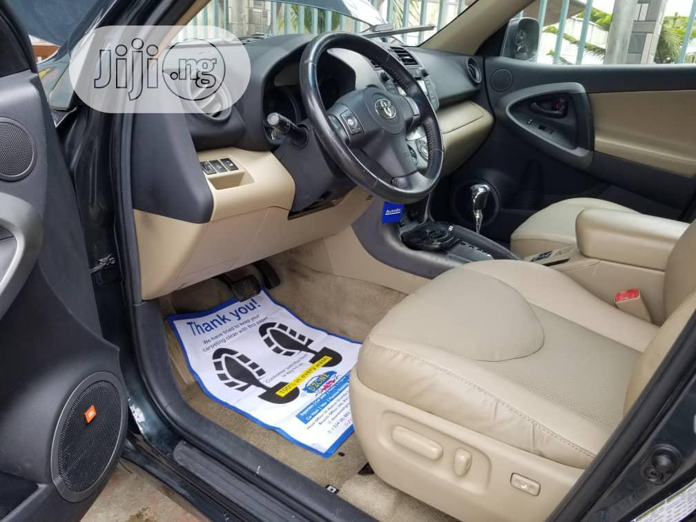 Toyota RAV4 2010 Gray | Cars for sale in Amuwo-Odofin, Lagos State, Nigeria