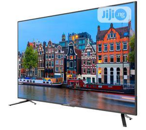 "New Made Polystar 65""Inch UHD Smart 4K (Netflix)Free Bracket   TV & DVD Equipment for sale in Lagos State, Ojo"