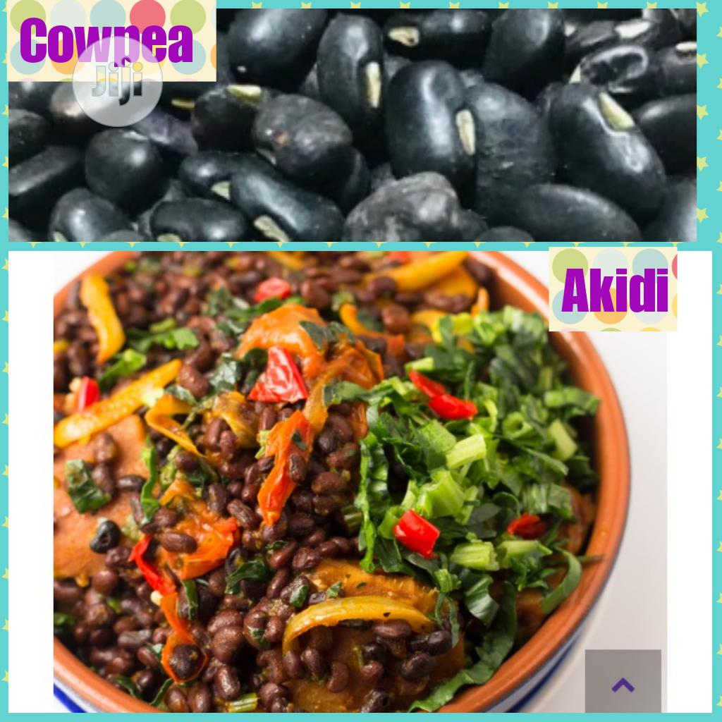 Archive: Black Beans ( Akidi)