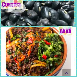 Black Beans ( Akidi)   Meals & Drinks for sale in Abuja (FCT) State, Lokogoma