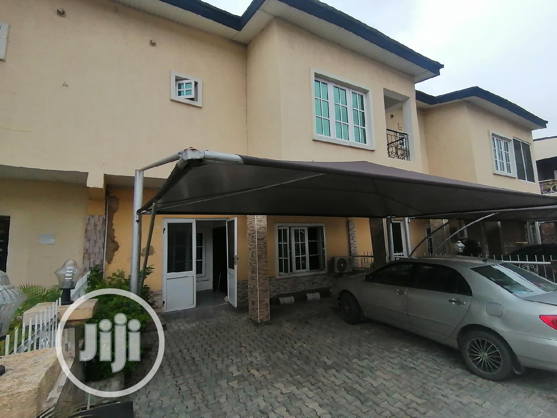 4bedroom Terrace Duplex For Sale At Ajah
