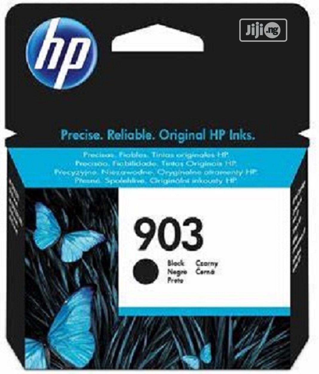 Hp 903 Black Genuine Ink Cartridge