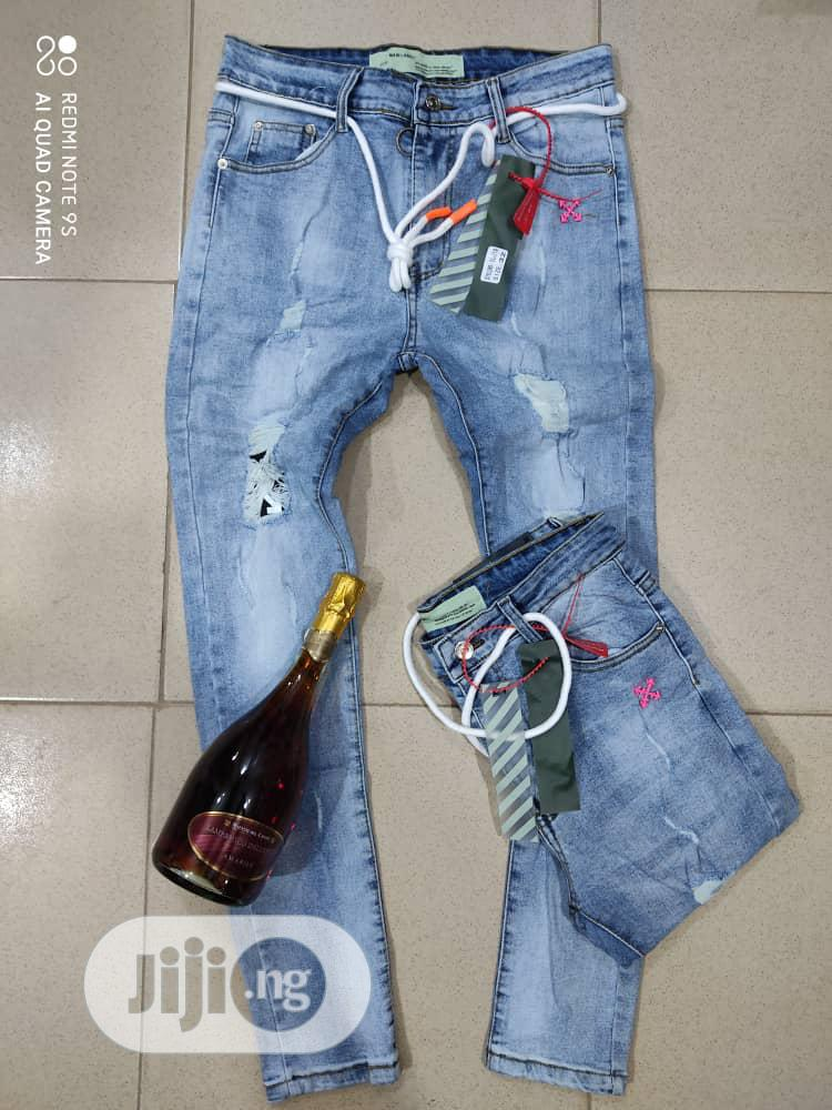 Stock Jeans Trousers. Men Original Trouser. Jean Trousers. | Clothing for sale in Onitsha, Anambra State, Nigeria