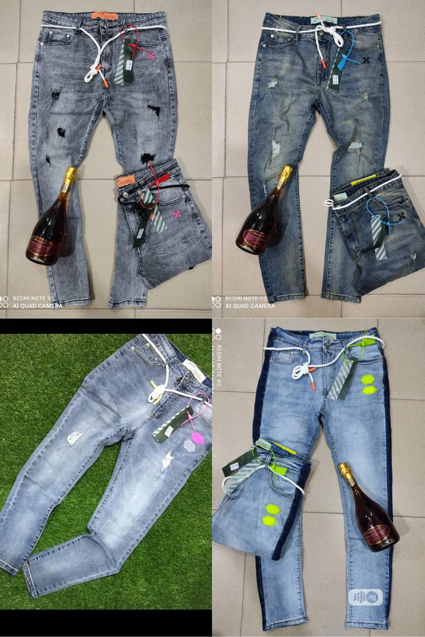 Original Stock Jeans Trousers. Jeans Trousers. Stock Jeans