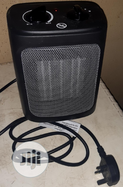 Fan/Room Heater