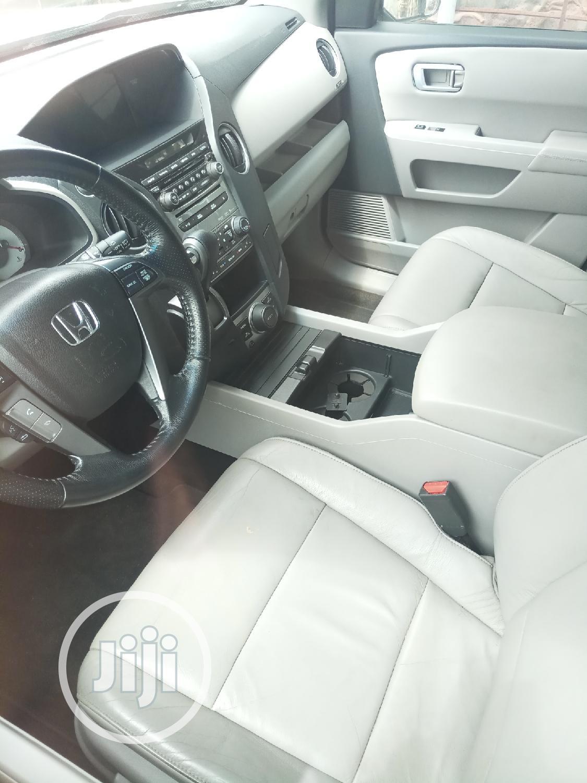Honda Pilot 2012 Silver | Cars for sale in Amuwo-Odofin, Lagos State, Nigeria