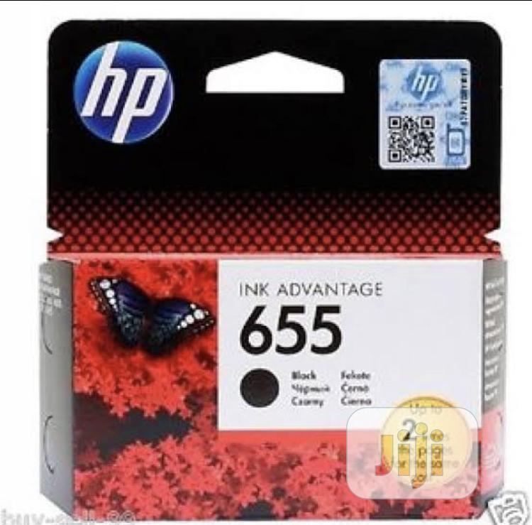 Hp 665 Black Genuine Ink Cartridge