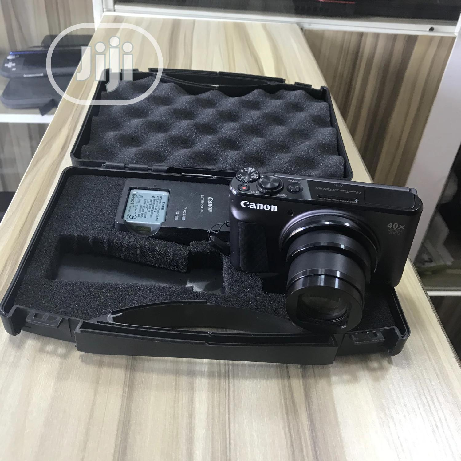 Canon Video Camera SX730 | Photo & Video Cameras for sale in Ikeja, Lagos State, Nigeria