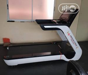 8hp Treadmill ( American Fitness)   Sports Equipment for sale in Lagos State, Victoria Island