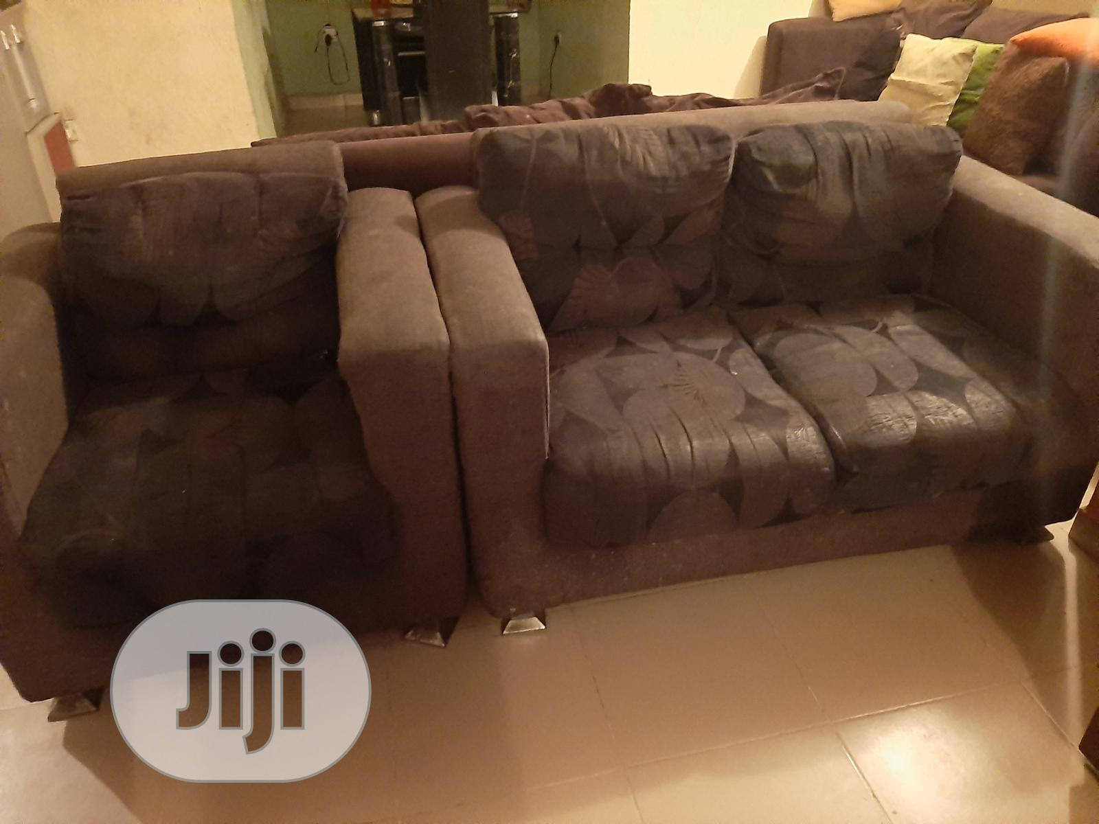 Affordable and Quality 4 Set Living Room Sofa Chair for Sale