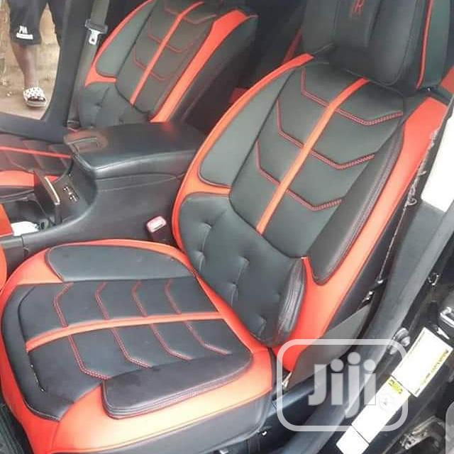 Archive Contact Me For Your Car Seat Covers Of All Type In Ikeja Vehicle Parts Accessories Chizube Promise Jiji Ng
