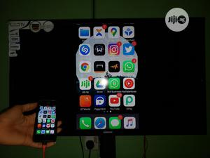 iPhone To HDMI Cable   Accessories & Supplies for Electronics for sale in Lagos State, Ikeja