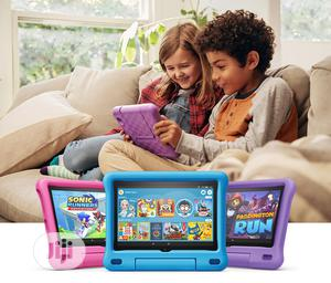 New Amazon Fire HD 8 32 GB Blue,Pink&Purple(10th Generation)   Toys for sale in Lagos State, Alimosho