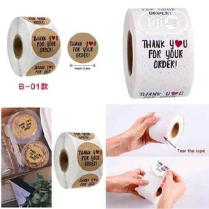 Thank You Stickers | Stationery for sale in Edo State, Benin City