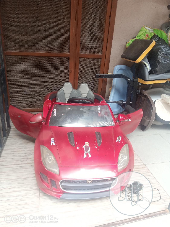 Tokunbo Uk Used Jaguar Toy Car | Toys for sale in Ikeja, Lagos State, Nigeria