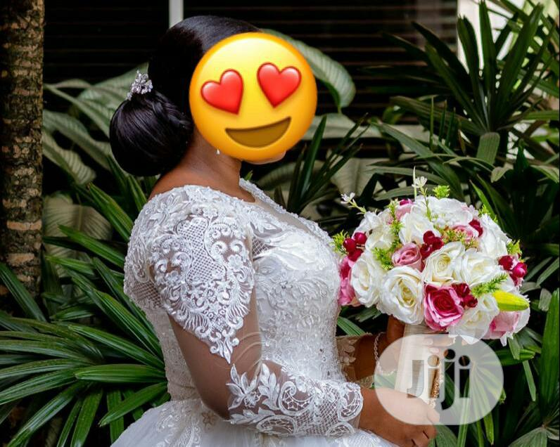 Luxury Wedding Gown Available for Rent