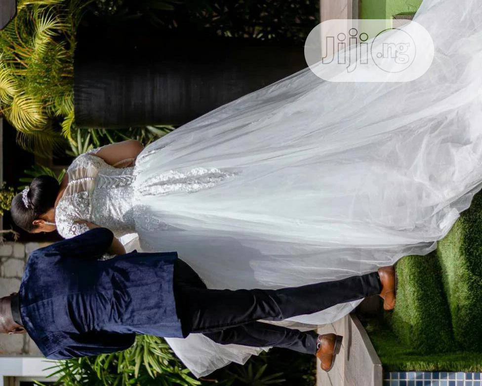 Luxury Wedding Gown Available for Rent | Wedding Wear & Accessories for sale in Ikorodu, Lagos State, Nigeria