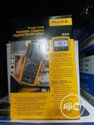 Fluke True-rms Remote Display Digital Multimeter 233 | Measuring & Layout Tools for sale in Lagos State, Ojo