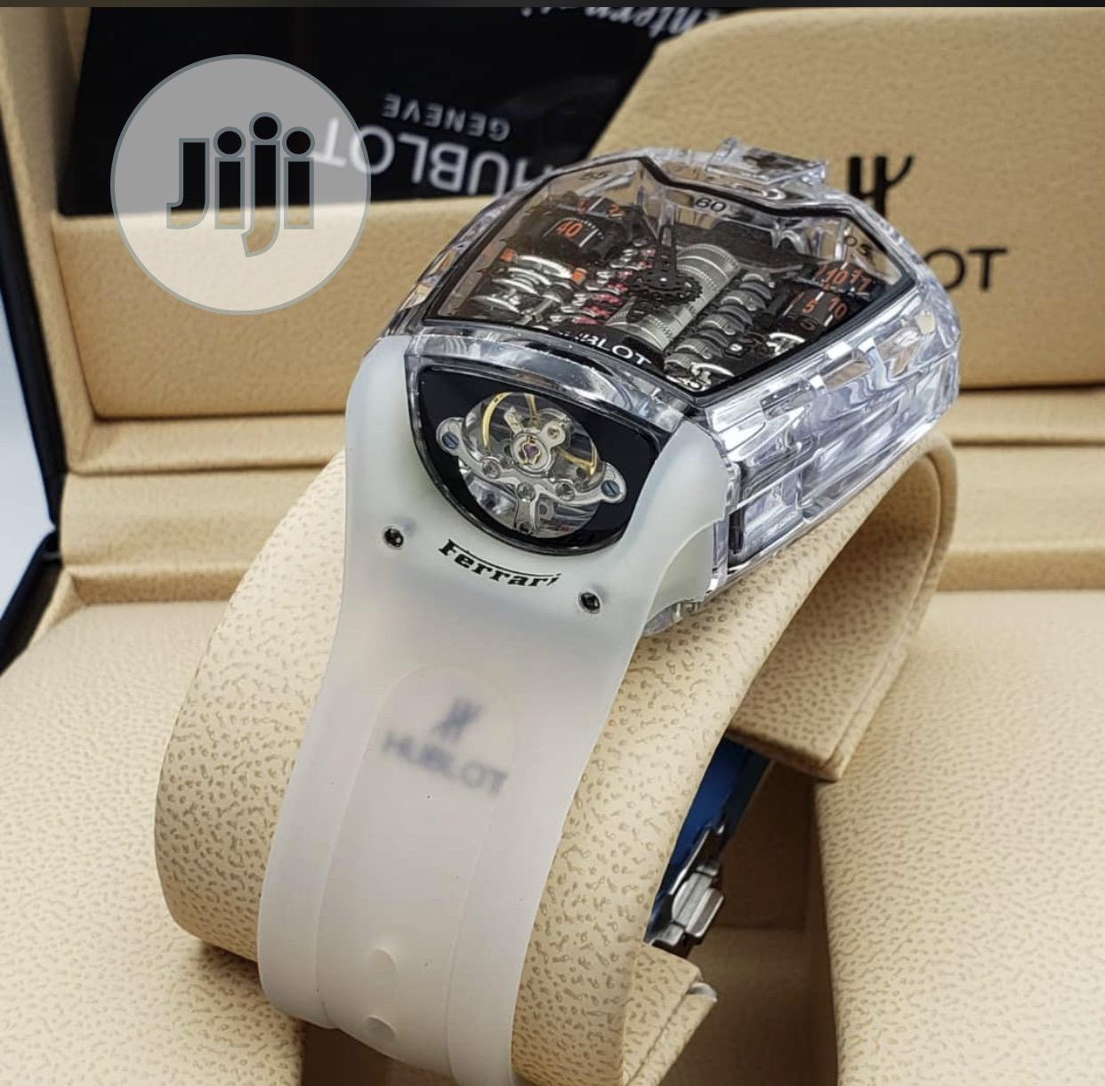 Hublot Wristwatch | Watches for sale in Surulere, Lagos State, Nigeria