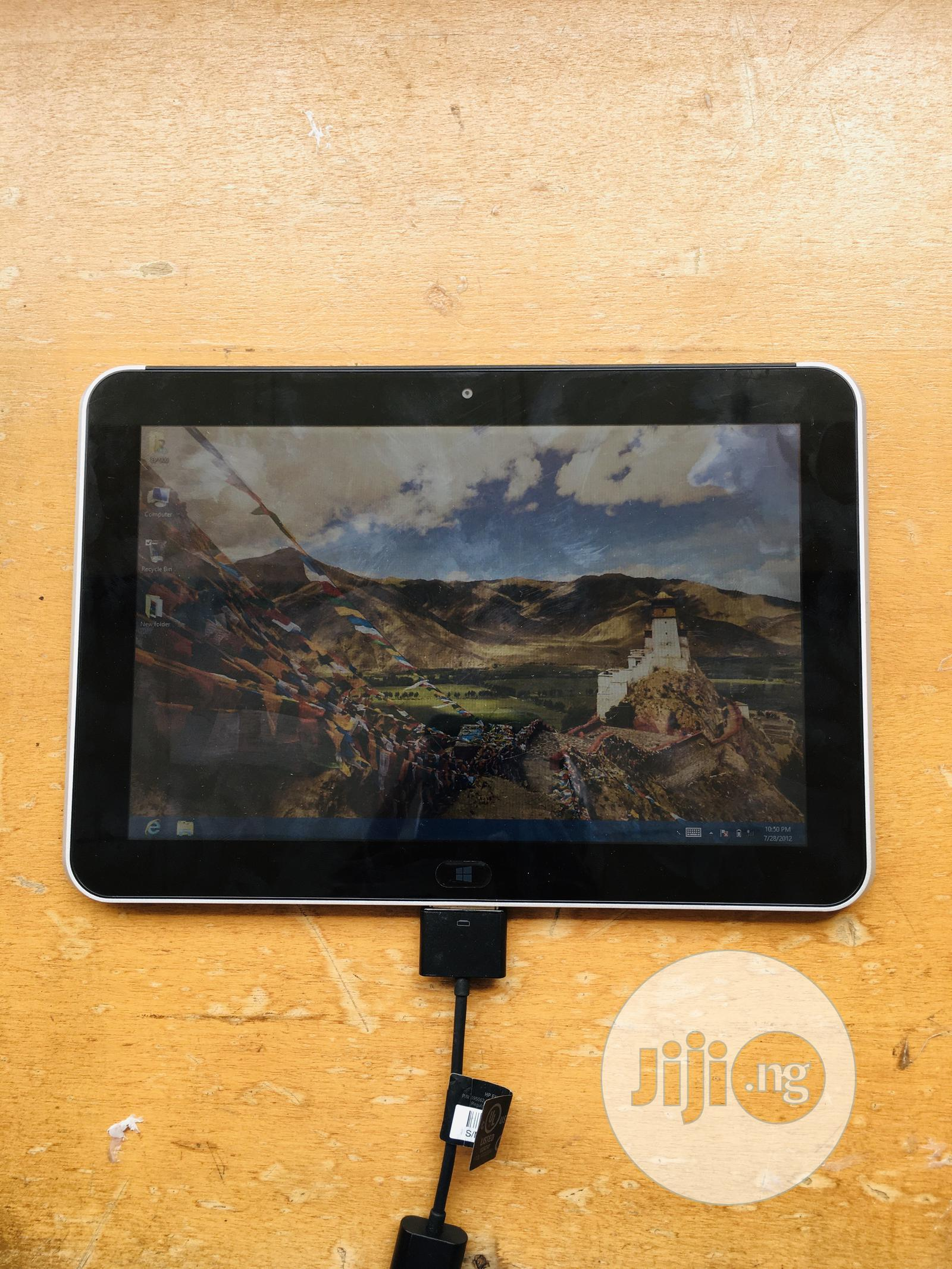 HP ElitePad 900 G1 64 GB Gray | Tablets for sale in Wuse 2, Abuja (FCT) State, Nigeria