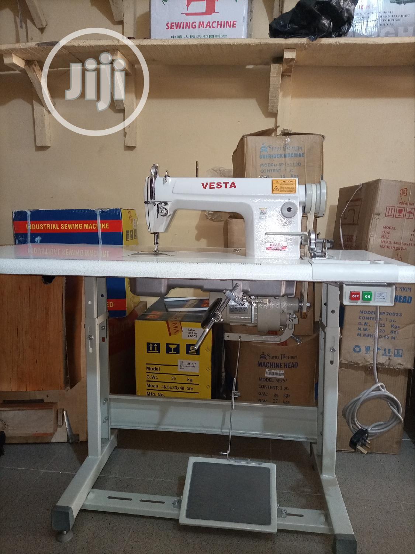 Vesta Industrial Straight Sewing Machine