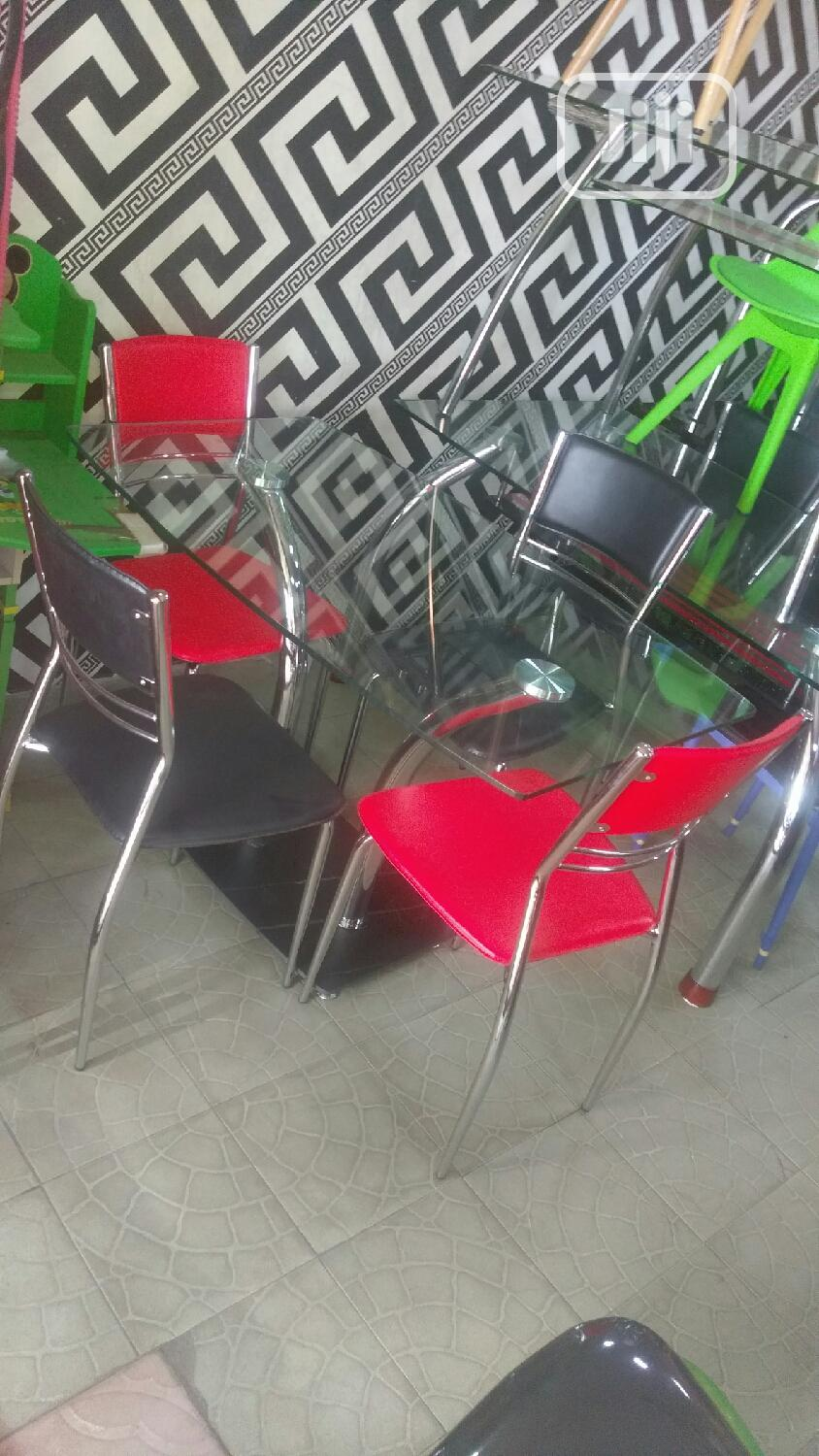 Quality Dining Set With Classic Chair | Furniture for sale in Lekki, Lagos State, Nigeria