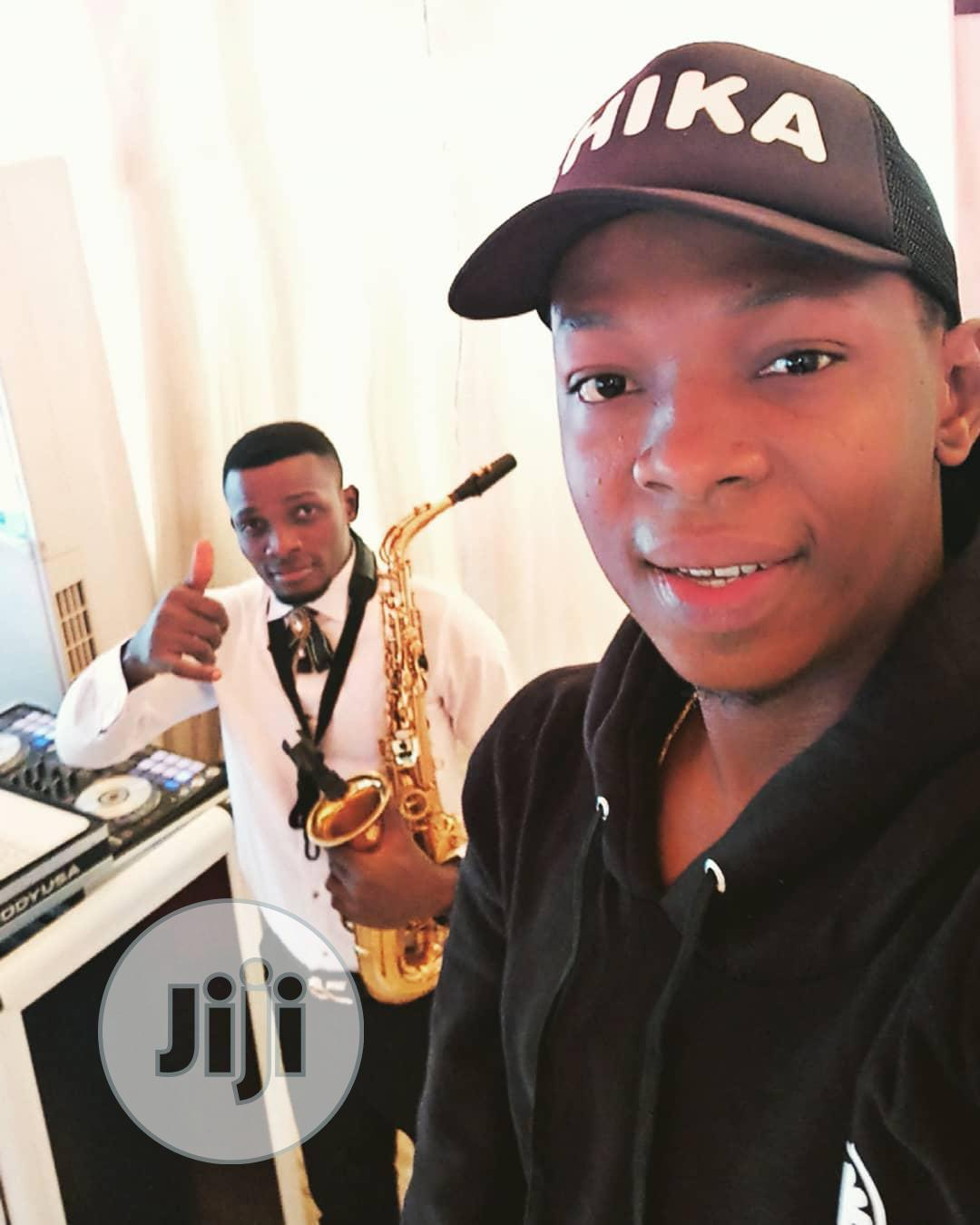 DJ Saxophonist for Birthday Surprises Events in Anambra
