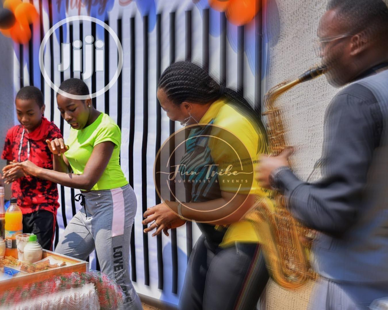DJ Saxophonist for Birthday Surprises Events in Anambra   DJ & Entertainment Services for sale in Onitsha, Anambra State, Nigeria