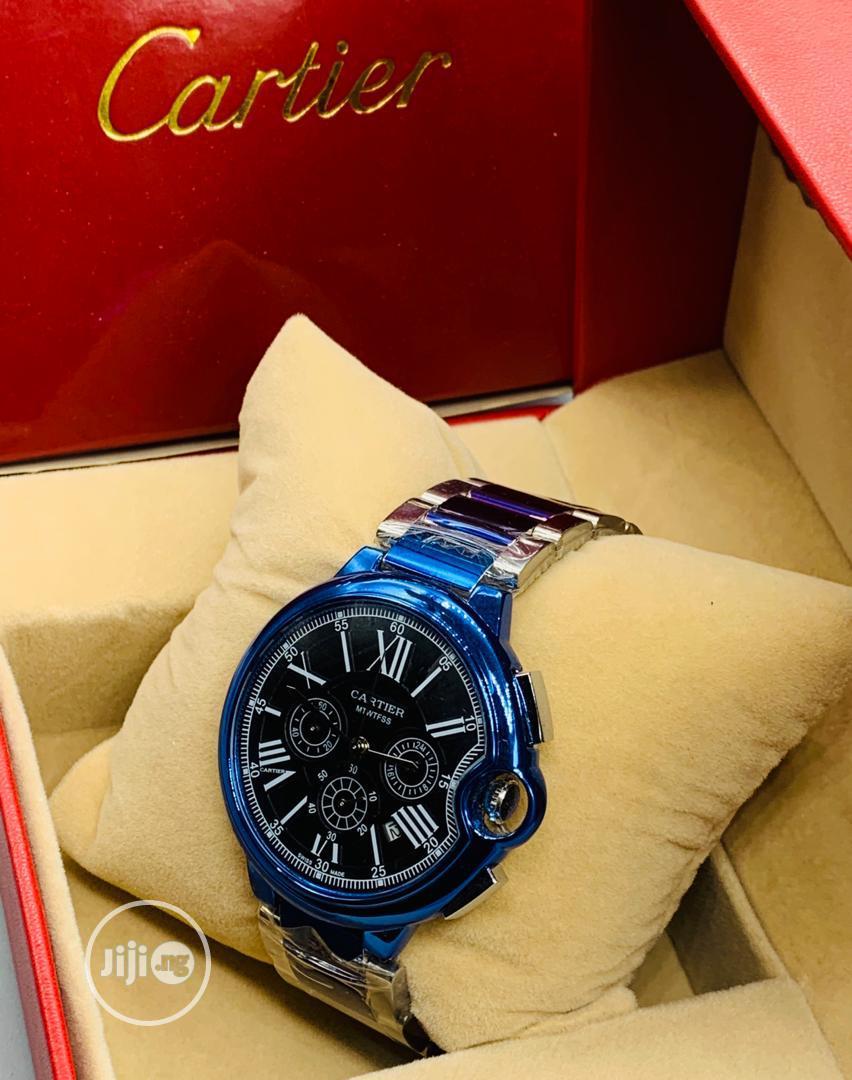 Original Cartier Wristwatches