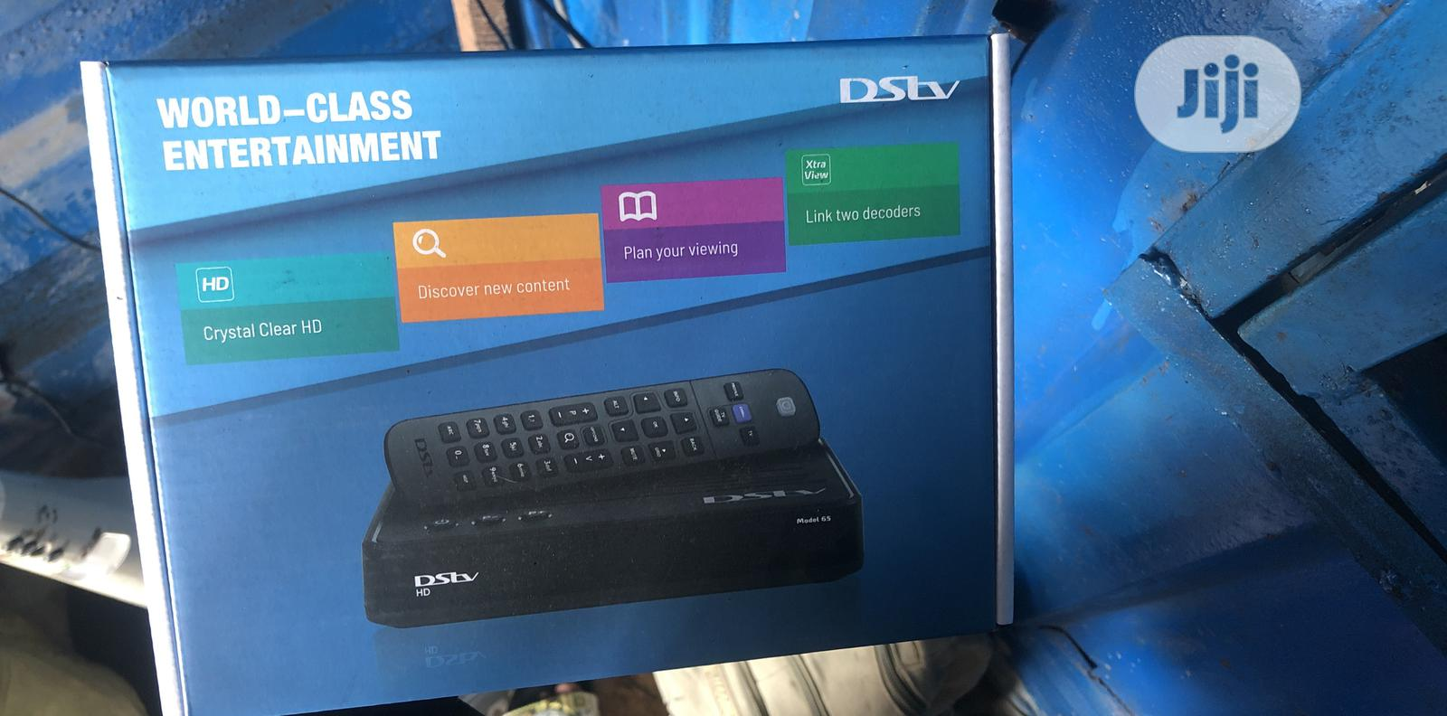 It Comes With One Month Free Sub And Adapter ,Hdmi,Av Cord