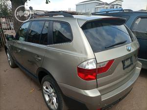 BMW X3 2007 Gold | Cars for sale in Lagos State, Agege